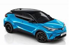 essai toyota chr hybride 2018 2018 toyota c hr crossover revealed with new design trim