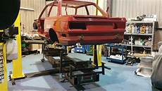 bmp conversions bmw e30 chassis jig custom made for the