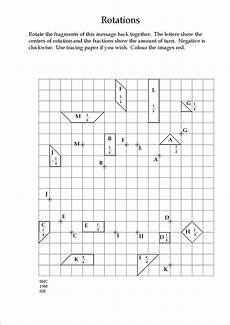 transformation geometry worksheets doc 671 an exercise in transformation geometry maths worksheets exercise