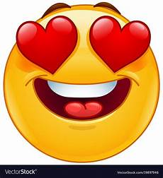 Smiling Emoticon With Royalty Free Vector