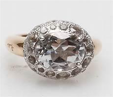 pomellato tabou pomellato tabou ring topaz 18k roseguld 925 silver