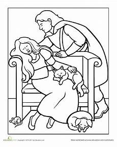 sleeping fairies coloring pages 16601 17 best images about tales on tales unit emergent readers and o
