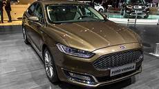 Ford Mondeo Neu - new ford mondeo vignale geneva motor show 2016 hq