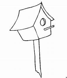 Malvorlagen Vogelhaus Gratis Vogelhaus 3 Ausmalbild Malvorlage Nordisch