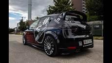 seat cupra r tuning black beast 265 ps