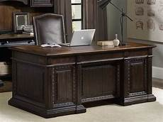 home office furniture ta hooker furniture treviso rich dark macchiato 72 l x 36 w