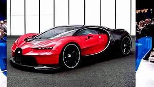 2016 Cars 6 New Bugatti Chiron Sport Video