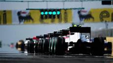 Grid Formel 1 - f1 stewards handed more power to drivers in 2011