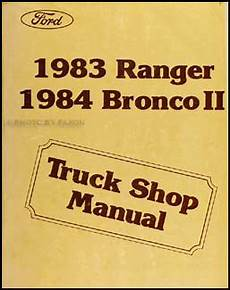 how to download repair manuals 1984 ford bronco ii lane departure warning search