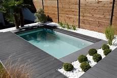 mini piscine enterrée avis piscines caron 224 la baule r 233 alisation mini piscine