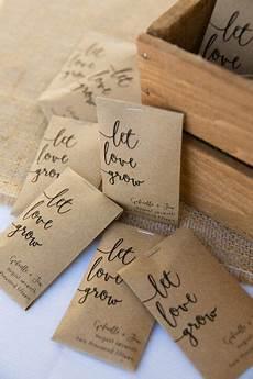 flower seeds favors weddings do it yourself wedding weddingwire
