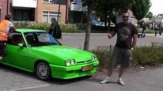 Ferrallisto Bij De New Opel Manta