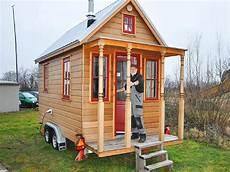 haus auf rädern tiny house die gro 223 e idee vom kleinen haus auf r 228 dern