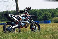 ktm 250 exc supermoto on the track derestricted