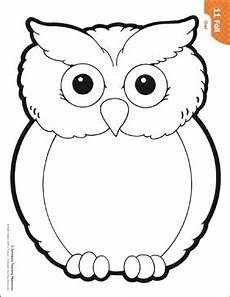 Ausmalbilder Muster Eule Owl Pattern Activities Printable Lesson Plans And Ideas