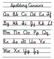 riggs handwriting worksheets 21556 spalding alphabet handwriting practice note the difference between spalding and zaner bloser