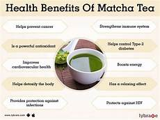 Benefits Of Matcha Tea And Its Side Effects Lybrate