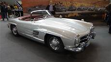 1957 1963 Mercedes 300 Sl Cabrio Exterior And