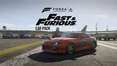 forza motorsport 6 forza motorsport 6 fast furious car pack
