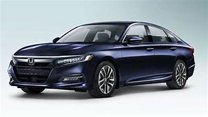 2019 Honda Accord Touring Hybrid  All New