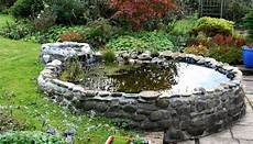 How To Guide For Building A Pond For Your Garden Hss