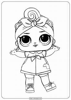 printable lol suprise doll coloring page in 2020 lol