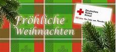 frohe weihnachten drk ortsverein v 246 lkersbach e v