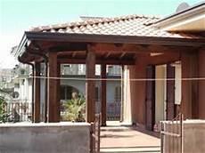 tettoia per terrazzo tettoie in legno gio va ni costruzioni