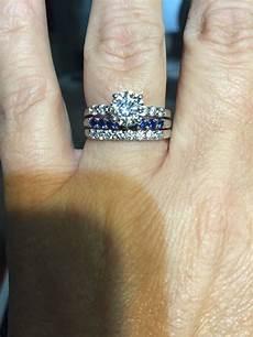 my thin blue line wedding ring blue wedding band