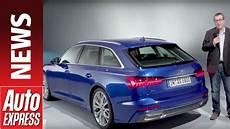 2018 Audi A6 Avant Look At The New Tech Exec