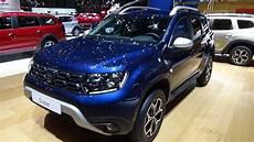 Dacia Duster 2019 Motoren - 2019 dacia duster prestige tce 130 pf 4wd exterior and