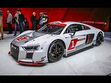 2016 Audi R8 Lms Ultra Gt3 Amazing Sounds Topspeed