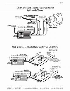 Msd 5520 Ignition Wiring Diagram by Msd Wiring Diagrams Brianesser