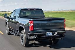 2020 Chevrolet Silverado HD Review  Autotrader