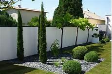 Paysagiste Jardin Contemporain Plantation De Massifs De