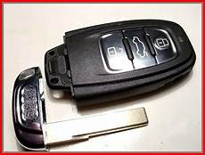 quality 3 button smart remote key fob for audi a4 s4 rs4 a5 q5 s5 etc 868mhz ebay