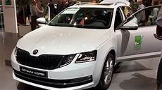 Skoda Octavia Combi G Tec 2018 In Detail Review Walkaround