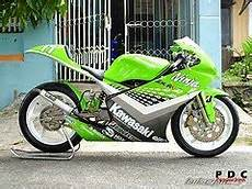 Modifikasi Rr 2010 by Modifikasi Motor Kawasaki 150 Rr 2010 Gambar Foto