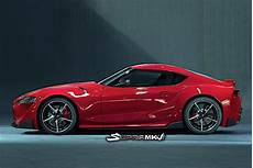 images of 2020 toyota supra official 2020 toyota supra