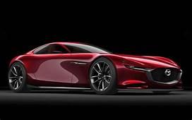 Mazda Reveals RX Vision Concept