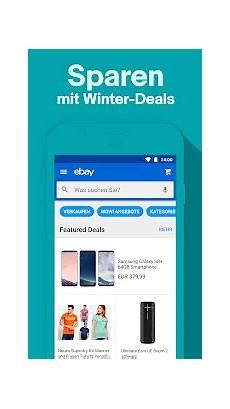 ebay deals angebote kaufen verkaufen sparen apps