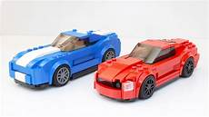 lego speed chions ford mustang gt moc