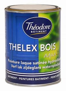 peinture isolante extérieure thelex bois aqua 1l peinture laque satin 233 e int 233 rieure