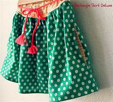 groovybaby and diy easy skirt with side pockets