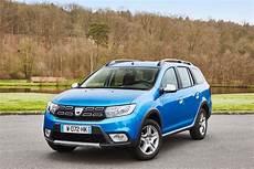 Dacia Logan Neu - dacia gives logan mcv a lift with new rugged stepway