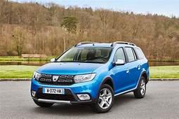 Dacia Gives Logan MCV A Lift With New Rugged Stepway