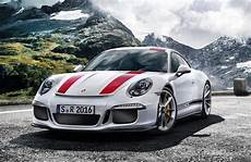 New Model Perspective Porsche 911 R Premier Financial