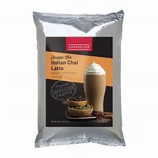 Chai Latte Pulver - cappuccine indian chai latte powder mix