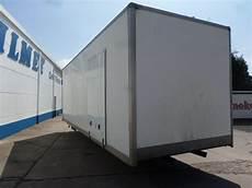 caisse de camion polyfond de 7 50 m occasion wilmet