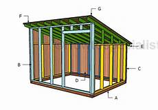 goat housing plans goat shed plans howtospecialist how to build step by